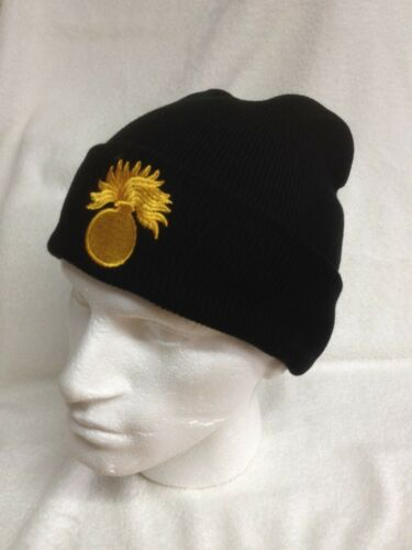 British Army Units Woolly Beanie Woolly Turn Up Hat Grenadier Guards