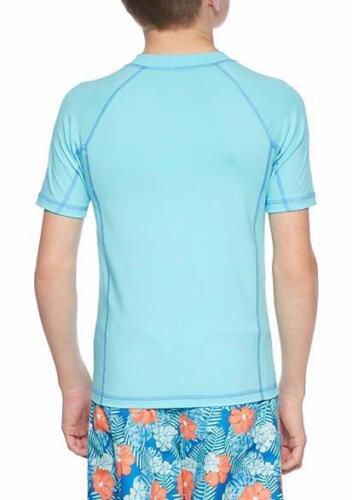 L Shirt 480004537014 Rashguard Nwt Khaki® Aqua Short 2 Swim J Boy's Big Tropical Set qTZxO0Ot