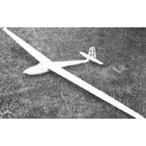 Plano de edificio alas de vidrio de las libélulas modellbau plan de modelismo vela avión