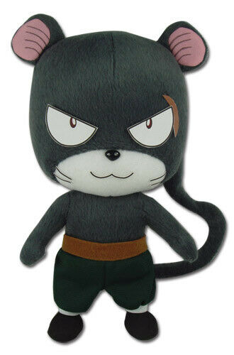 7.5-inches Anime Fairy Tail Panther Lily Plush Great Eastern