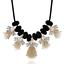 Fashion-Jewelry-Crystal-Choker-Chunky-Statement-Bib-Pendant-Women-Necklace-Chain miniature 163