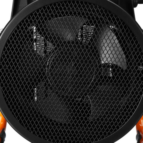 220V Electric Space Heater 2KW Garage Air Fan Portable for Home Shop Green House