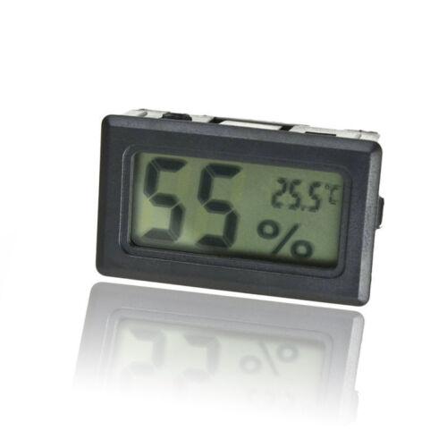 5PCS Digital Home Indoor Temperature Humidity Meter Thermometer Hygrometer