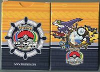 Pokemon Boite De Rangement De Carte Pokemon Corsair Pikachu Indien 2015 (orange)
