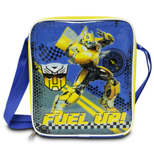 TRANSFORMERS INSULATED LUNCHBOX~NWT