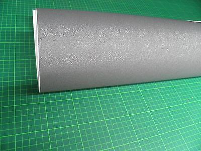 Rolle ca 120 cm 3 lfm  PVC Antirutschfolie schwarz selbstklebend