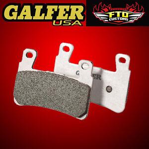 Galfer FD344G1380 HH Sintered Advanced Ceramic Brake Pad