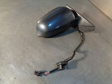 Audi A3 2.0 TDI 8P 04-13 OSF driver front wing mirror facelift 08+ grey LY7Z