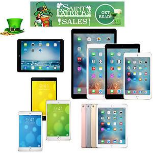 Apple-iPad-Air-12-9-7in-mini-2-3-4-Pro-iOS-AT-amp-T-T-Mobile-Sprint-Verizon-Wi-Fi