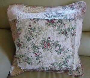 Grandma-Patchwork-Country-Euro-European-Cushion-Cover