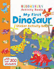 My First Dinosaur Sticker Activity Book by Bloomsbury Publishing PLC (Paperback, 2016)