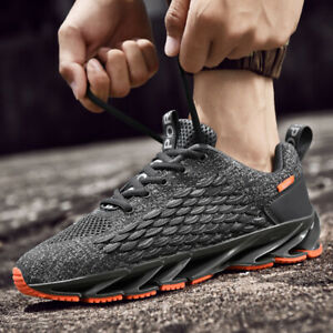 Men-s-Springblade-Trainers-Sneaker-Sports-Running-Shoes-Casual-Breathable-Shoes