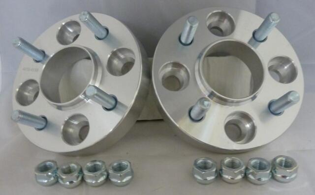 Kode Shop-Hubcentric Wheel Spacer Kit 25mm 4x108 63.3CB For Ford Mondoe Focus ST