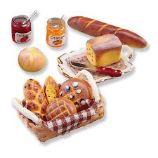 Reutter Porzellan Backwarenauswahl Deluxe Bakery Assortment Puppenstube 1:12