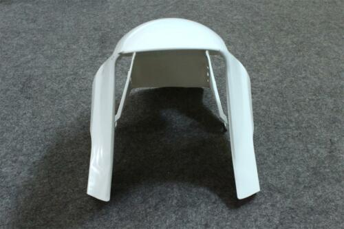 White UNPAINTED Molded Bodywork Fairing kit ABS for Honda CBR 600RR 2005 2006