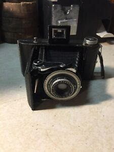 Vintage Eastman Kodak No 1 Pocket Folding Camera Kodex Anastigmet Ebay