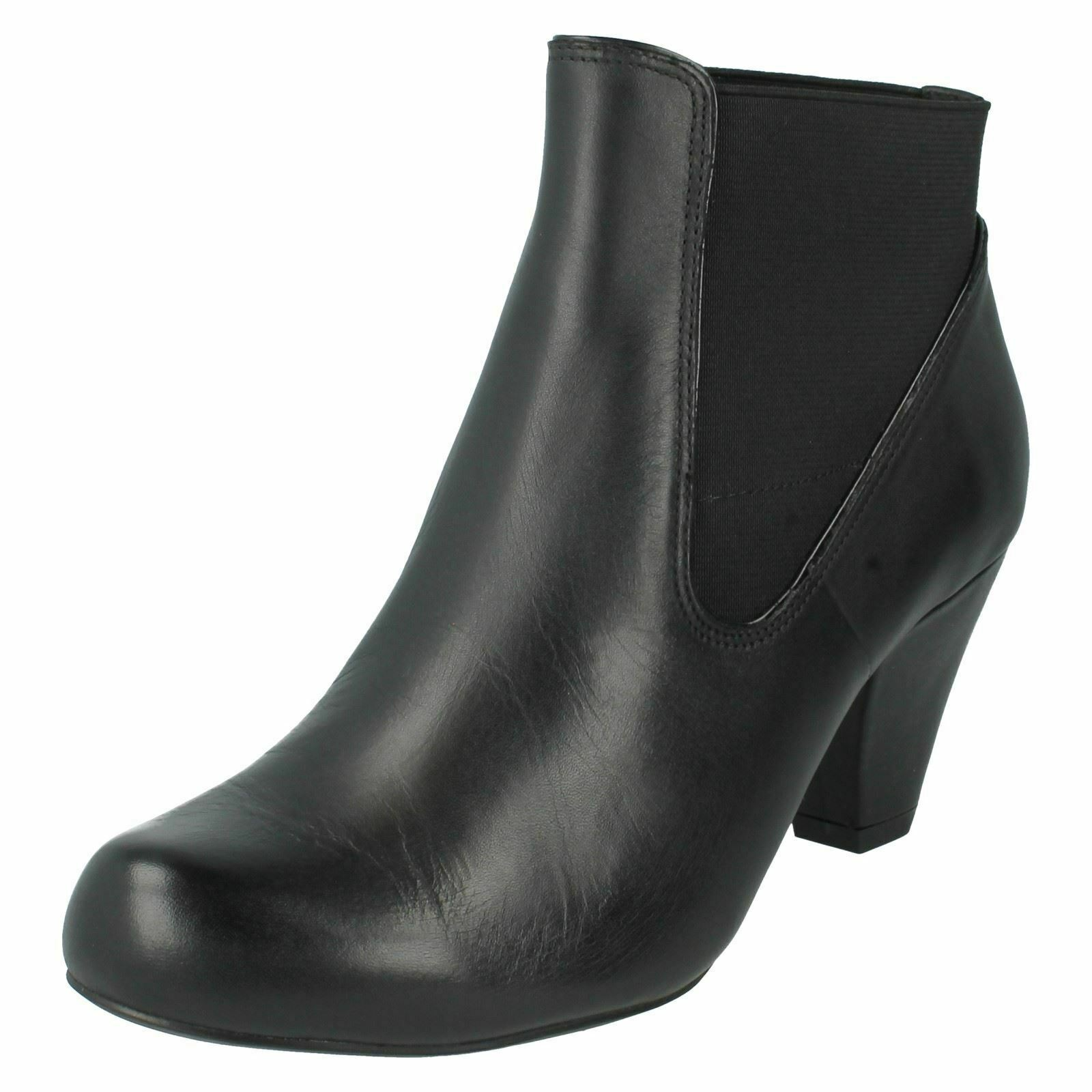 Ladies Clarks Ankle Boots - Coolest Babe