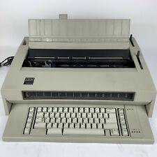Ibm Wheelwriter 3 Iii Electronic Electric Typewriter With Ribbons Amp Manual