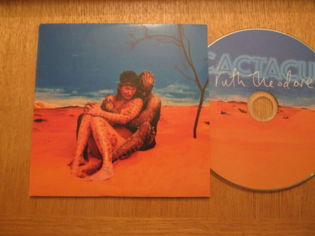RUTH THEODORE - Cactacus -  UK 9 Track Promo CD 2016