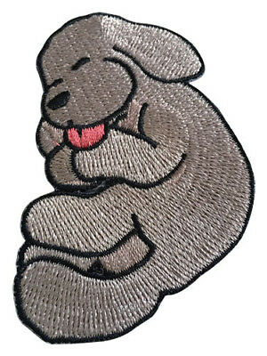 YURI ON ICE!! MAKKACHIN PATCH Set iron sewn on authentic licensed new Cosplay