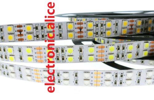 5M LED Strip 5050 120 LED//m DC12V Flexible LED Light Double Row 5050 LED Strip