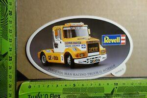 Alter-Aufkleber-Modellbau-Bausaetze-Spielwaren-REVELL-Phoenix-Man-Racing-Truck
