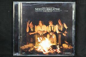 NEEDTOBREATHE – The Heat -2007 - Rock (C450)