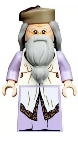 hp190 Nuovo di Zecca * Albus Silente minifigura LEGO Harry Potter 75948