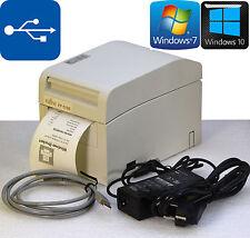 KASSENDRUCKER FUJITSU FP-510II INTERFACE USB UND RS-232 FÜR WINDOWS XP 7 8 10