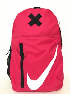 2930724f60 NWT Nike Elemental Sports Backpack Girls Ladies Bag BA5405-622 Rush ...