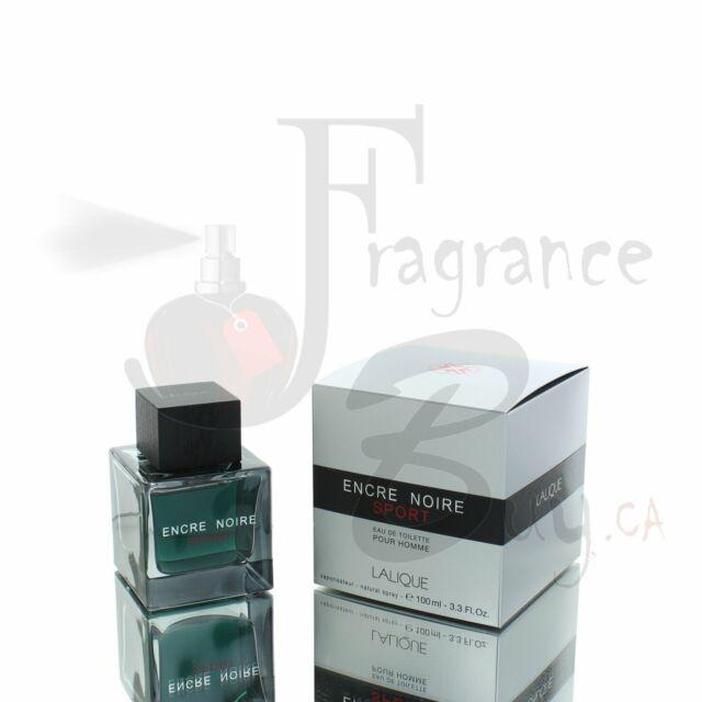 Lalique Encre Noire Sport M 100ml Boxed
