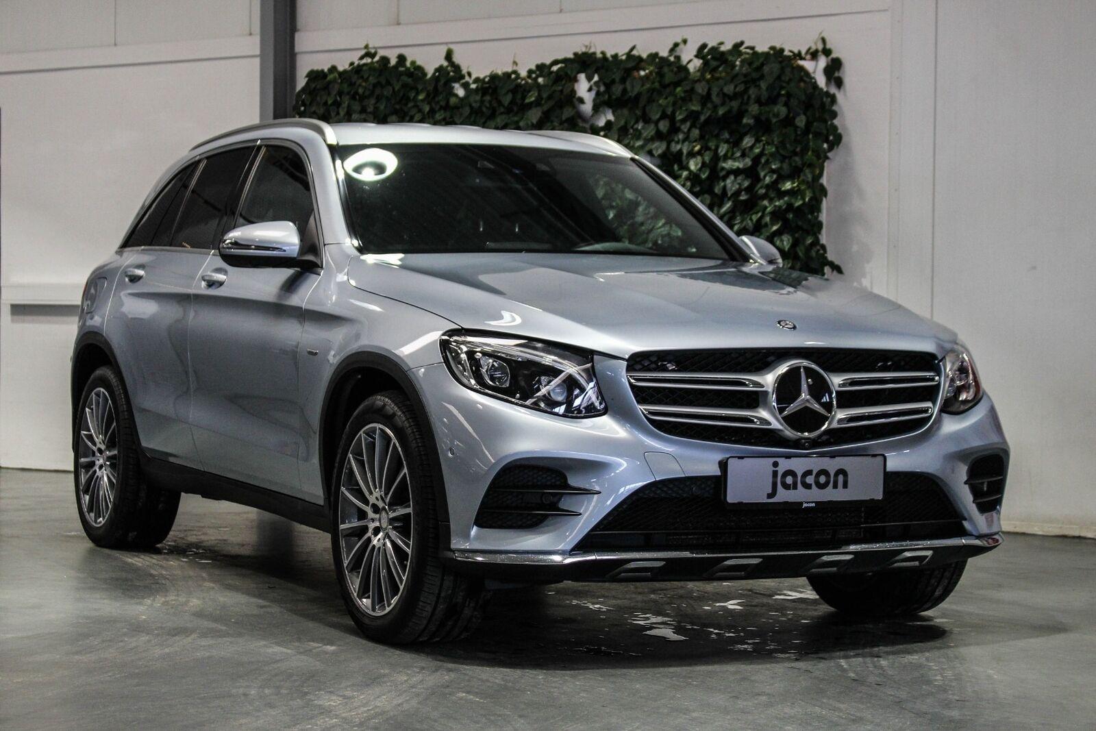 Mercedes GLC250 d 2,2 Exclusive aut. 4-M 5d - 5.499 kr.