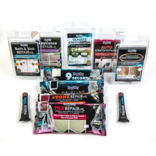 Bathtub /& Shower Repair Kit MagicEzy Bath and Sink Repairezy™ Fix Chips Fast