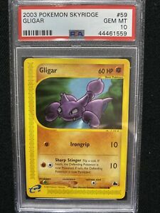 2003-Pokemon-Skyridge-Gligar-59-144-PSA-10-Gem-Mint