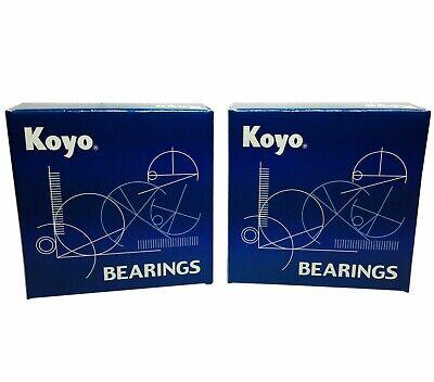 C3 90-93 KOYO FRONT WHEEL BEARINGS KAWASAKI ZZR1100 C1