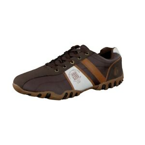Uncle Herenmode Sam Sneaker Bruin In xOUxwr