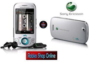 Sony-Ericsson-Zylo-W20i-Silver-Ohne-Simlock-3G-4Band-Radio-3MP-Walkman-GUT-OVP