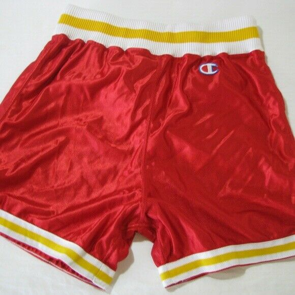 Vintage 80s Lady Champion Athletic Shorts