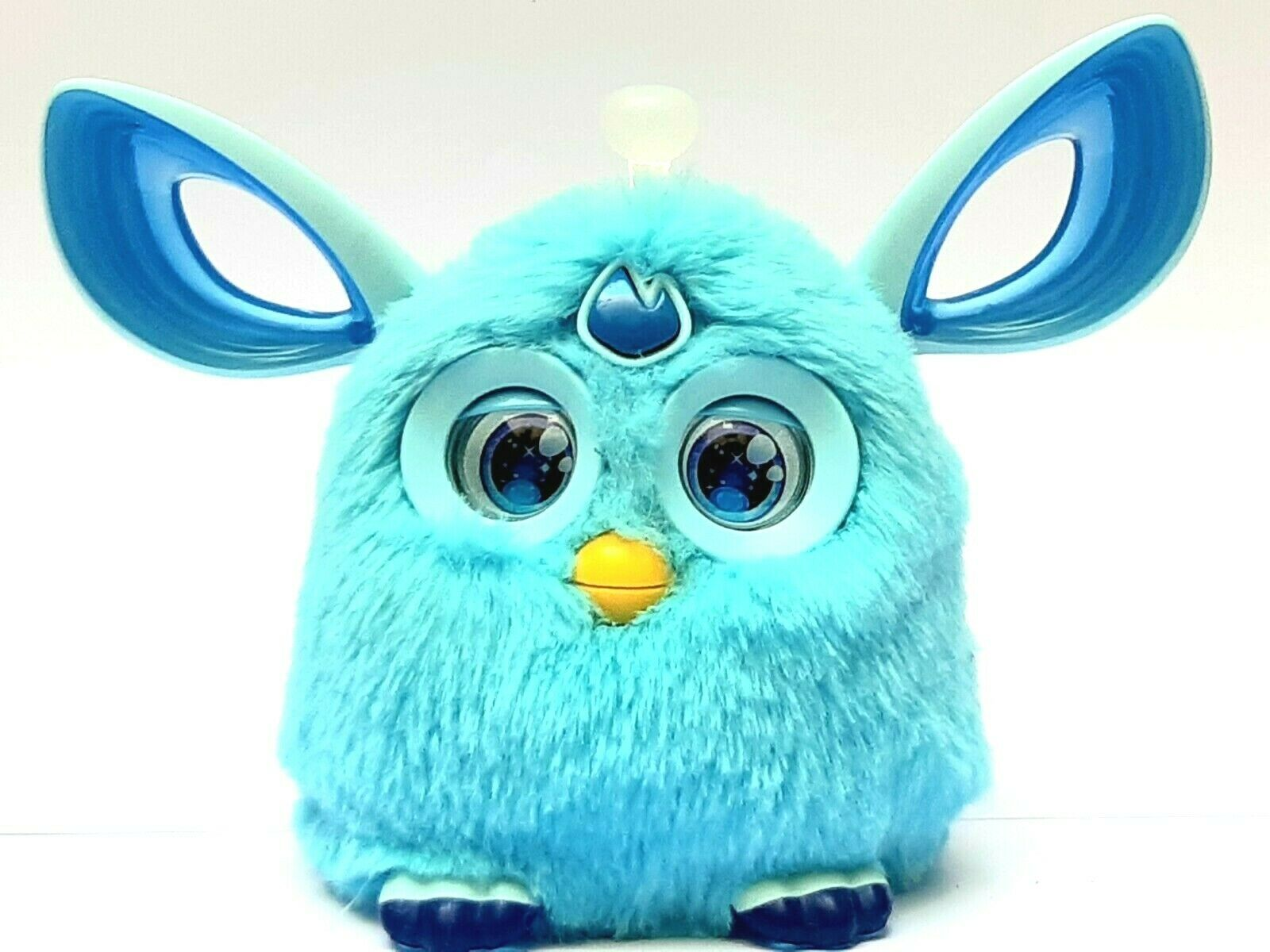 FURBY CONNECT TEAL Blau 2015 HASBRO BlauTOOTH EXCLUSIVE LAUNCH INTERACTIVE TOY