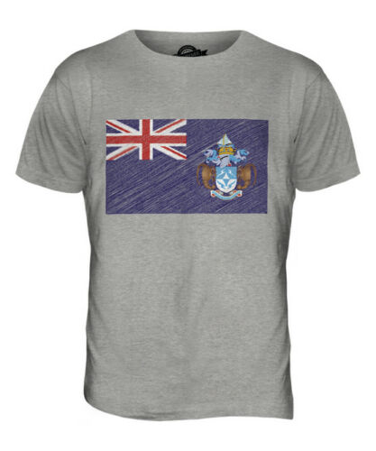 Cunha shirt T Chemise Da Giftfootball Hommes Griffonnage Drapeau Tristan Haut qwvS15w