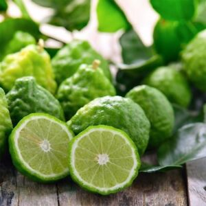 15 Kaffir Lime Tree Seeds Garden Plant Bonsai Seed Potted Plant Home Orchard