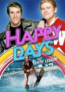Happy-Days-Season-5-Fifth-TV-Series-Region-1-New-DVD-4-Discs
