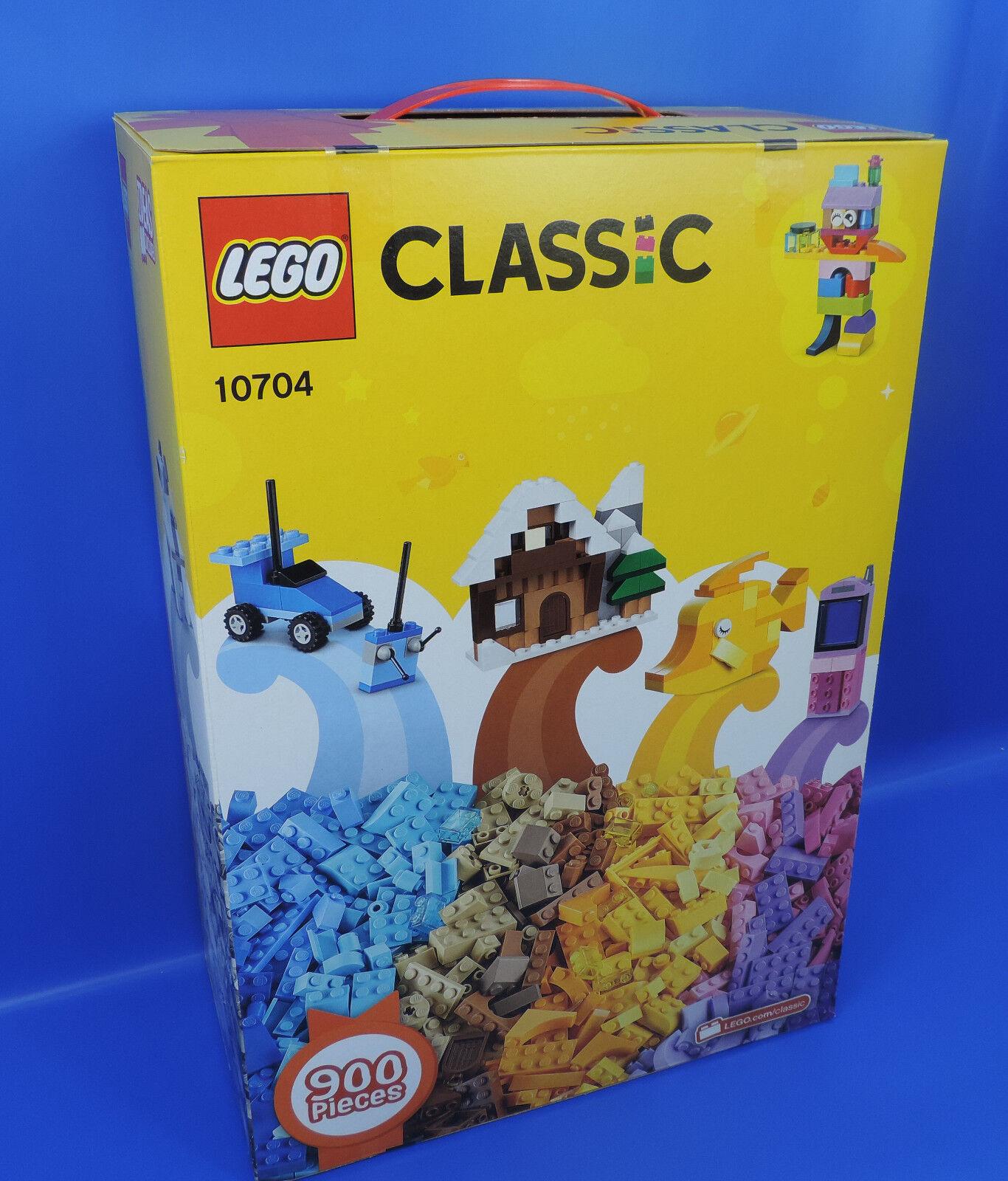 Lego Classique Set 10604 Grand Pièces de Construction Kreativ-Box 900 Pièces