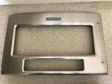 NEW Genuine OEM Whirlpool Glass Door Kit Stainless steel W10297310