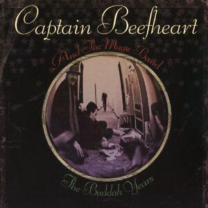 CAPTAIN-BEEFHEART-amp-THE-MAGIC-BAND-BUDDAH-YEARS-CD-NEUF