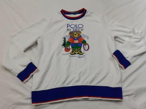 Polo Ralph Lauren Hi Tech Ski Bear CP 93 Stadium 9