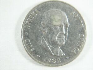 Moneda-1-Rand-South-Africa-1982-World-Coins