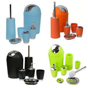 6pc-set-Bathroom-Accessory-Set-Bin-Soap-Dish-Dispenser-Tumbler-Toothbrush-Holder