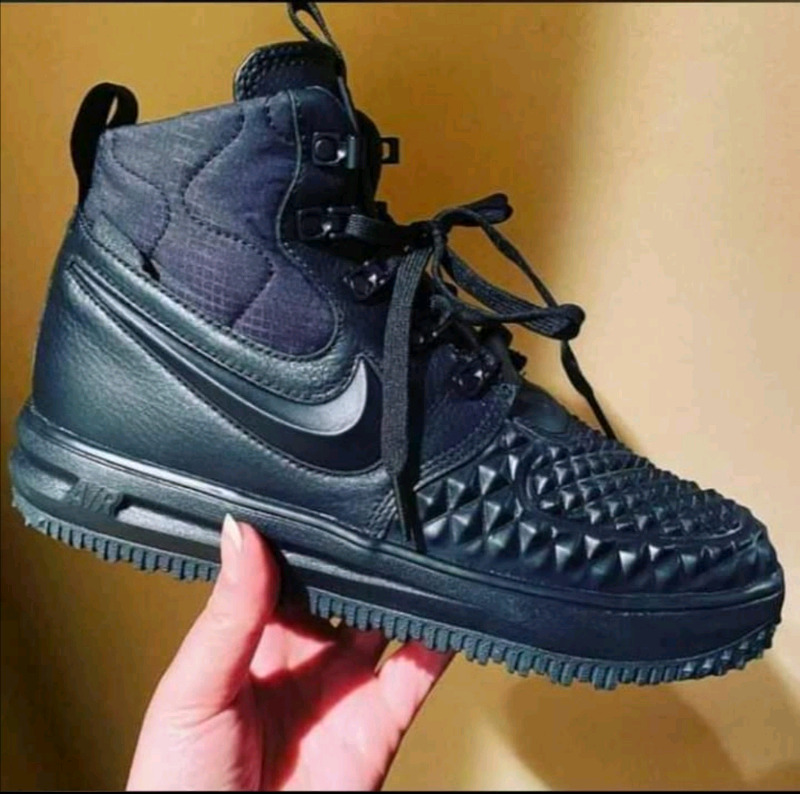 Nike Airforce Lunar Duck Boots Brand new in their Boxes