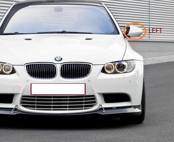 Couverture de r/étroviseur de Voiture De Haute Qualit/é Fit for BMW E92 M3 E82 1M 2008-2013 100/% en Fibre De Carbone R/éel R/étroviseur Capot Lat/éral Miroir Caps Car Styling Miroir Porte Couverture Couve